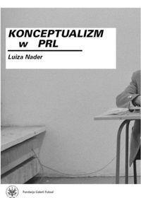 Konceptualizm w PRL, Foksal, Wydawnictwo Uniwerystetu Warszawskiego