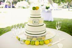 Ślub i wesele z cytrynowym motywem