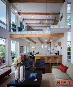 Water Shack   Modern   Living Room   Dc Metro   Studio Twenty Seven  Architecture