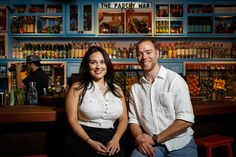 Bobby Heugel, Alba Huerta named Bartenders of the Year by Imbibe magazine