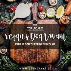 Descubre los restaurantes con opciones veganas y vegetarianas que os esperan a tí y a tu perro con las puertas abiertas en Bizkaia. Más detalles en cada ficha.