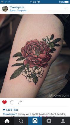Olga Nekrasova tattoo artist