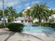Double Tree @ Keywest, Florida - where we set up shop at the end of January