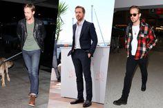Os truques de styling de Ryan Gosling  Os segredos de um ícone fashion!    Conhecido pelos papéis em que atuou, Ryan Gosling é também um dos maiores ícones fashion de todo o cenário mundial. E é claro que ele possui alguns truques para sempre estar bem vestido. Pensando nisso, resolvi mostrar para vocês quais são os principais truques de styling que ele usa, para se manter impecável.    #BlogKishua #DicasKishua #ModaMasculina #Estilo #RyanGosling  Blog com dicas sobre moda masculina e mais…