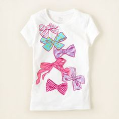 Check out The Children's Place for a great selection of kids clothes, baby clothes & more. Shop at the PLACE where big fashion meets little prices! Future Daughter, Big Fashion, Carters Baby, Mini Me, Fabric Painting, Little Girls, Graphic Tees, T Shirts For Women, Chic