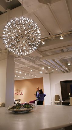 Taken at the 2013 NeoCon trade show in the Merchandise Mart in Chicago. #NeoConography
