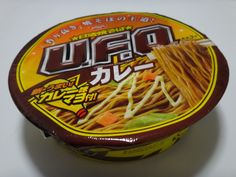 Curry ( UFO ) I used to mega chow on these.