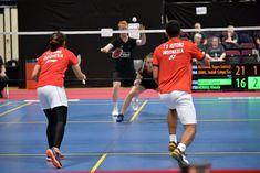 Pasangan ganda campuran Indonesia berhasil masuk ke perempat final, Teges Cahyo Hutomo dan Indah Cahya Sari Jamil akan berhadapan dengan pasangan dari Taiwan, Tsheng Min Hao dan Hsieh Pei San pada hari ini (21/02) pukul 17:30, lapangan No. 4. Mari kita saksikan beramai-ramai datang memberikan semangat kepada para atlet kita yang telah masuk ke babak perempat final pada kejuaraan Badminton-Austrian Open 2020. Venue: Wiener Stadthalle Wien, Halle B - Vogelweidplatz 14, 1150 Wien. Badminton, Basketball Court, Sports, Hs Sports, Sport