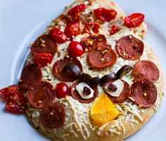 ANGRY BIRDS PIZZA angry-birds