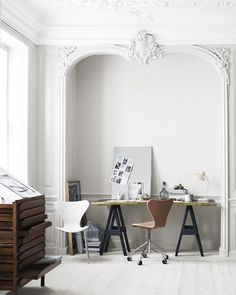 Arne Jacobsen Series 7 Chair | ww.my-full-house.com