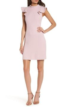 a99743335a Adelyn Rae Ina Ruffle Dress