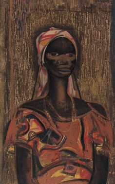 FLORIS JESPERS (1889-1965) Fauvism, Congo, Figurative Art, Art Sketches, Modern Art, Digital Art, Illustration Art, African, Paintings