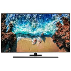 Samsung Dynamic Crystal Colour Ultra HD Certified HDR 1000 Smart TV - Black/Silver Model) [Energy Class A] - Kitchen Electronics Dvb T2, Smart Tv, Tv 32 Pouces, Game Mode, 55 Inch Tvs, Tv Samsung, Samsung Galaxy, Samsung Televisions, Smart Televisions