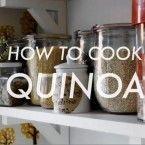 Perfect, Fluffy Quinoa