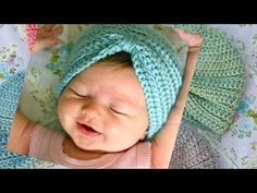 (Alternate Beginning) Baby Turban Tutorial - YouTube