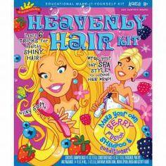 SCIENTIFIC EXPLORER HEAVENLY HAIR KIT