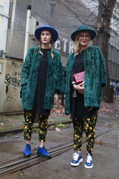 Milan Fashion Week: A Fashionable Backstage Look At Consumerism