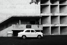 Un viaje por los edificios de Chandigarh a través del lente de Fernanda Antonio,Palacio de la Asamblea. Le Corbusier. Imagen © Fernanda Antonio