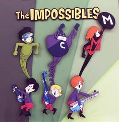 The Impossibles - Paper Sculpture by Vlady and Helena Keiko - Exposição Cartoon Journey in Paper 2017