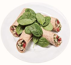 These healthy lunches from our You Can Do It! diet plans make it easy to track your calories all week long.
