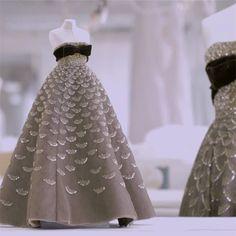 Le Petit Théâtre Dior | Mexique dress | Haute Couture 1951