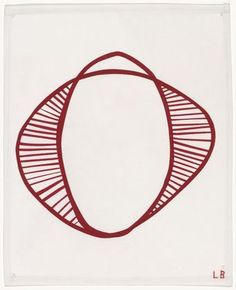"""louise bourgeois """"untitled"""" 2002."""