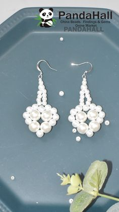 Beading Techniques, Bead Earrings, Jewelry Ideas, Beads, Videos, Fashion, Stone Crafts, Weaving, Beading