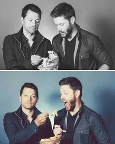 Jensen looks like an excited squirrel