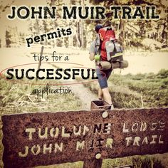Securing a John Muir Trail permit is getting more competitive every year. In this post, I share my tips for navigating the permit process and how to get your hands on one. John Muir Trail, Backpacking Tips, Hiking Tips, Thru Hiking, Camping And Hiking, Pacific Crest Trail, Happy Trails, Appalachian Trail, To Infinity And Beyond