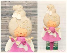 PDF. Christmas angel doll. Plush Doll Pattern Softie от Noialand