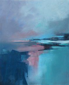 """mydarkenedeyes: """"Oil paintings by Gérard Mursic. """""""