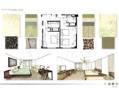 Interior Design Porfolio - Student Work | Paier College of Art ...