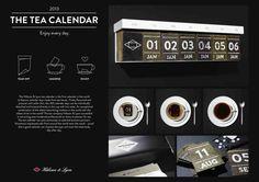 Herbaciany kalendarz. Żałuję, że nie jestem partnerem biznesowym Hälssen & Lyon :)