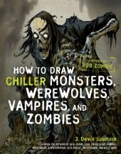 How to Draw Chiller Monsters, Werewolves, Vampires, and Zombies. In case these skills are needed to inform the police of your attacker.