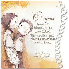 """""""Sinceridade é a verdade com amor. Chico Xavier"""".!..."""