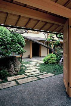 羽曳野の家 横内敏人建築設計事務所