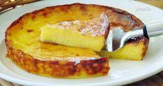 Veja como preparar uma deliciosa tarte queijada de nata, que faz lembrar os deliciosos pasteis de nata.