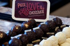 piece, love & chocolate - boulder, co    food allergies? hit up their gluten + dairy free chocolate cupcake. holy moly.