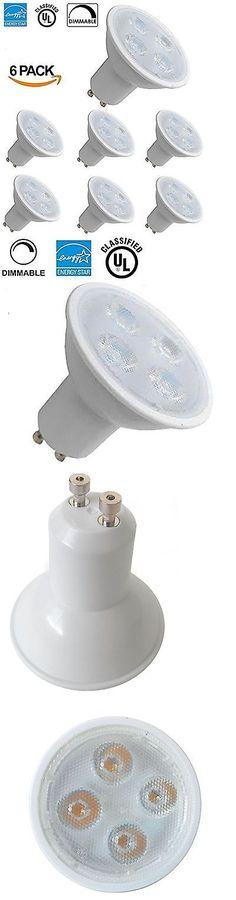 Light Bulbs 20706: 6 Pack- Mr16 Gu10 Led Bulb 5 Watt -Energy Star Rated- (35W Halogen Equivalent... -> BUY IT NOW ONLY: $300 on eBay!