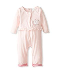 absorba Baby Coverall (Pink)