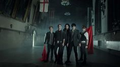 Fearless Vampire Killers - Bow Ties On Dead Guys (Official Video). I hadn't seen this for a while... Still love it :D xx