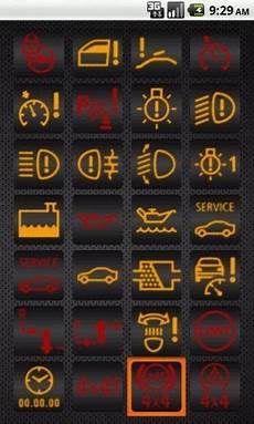 Bmw 328i Warning Lights : warning, lights, Warning, Lights, Light, Symbols, Pinterest, Dashboard, Lights,, Symbols,