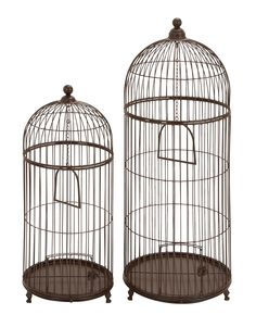 Garden Decor Bird Cage