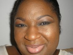 FOTD: August 25, 2012 MuT member Beautiijunkii <3 Love the glow on her face!