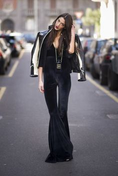 The 20 Best Street Style Looks from Milan Fashion Week, Fall 2014: Sarah Nicole Rosetto