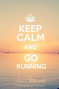 Go running Inspiration