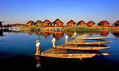 Lago Inle, Estado Shan, Myanmar (Birmania)