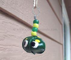 Camp Crafts: Pet Rock Necklace