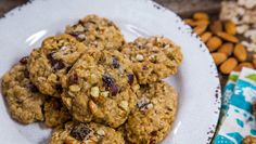 Recipe - Morning Harvest Cookie | Home & Family | Hallmark Channel