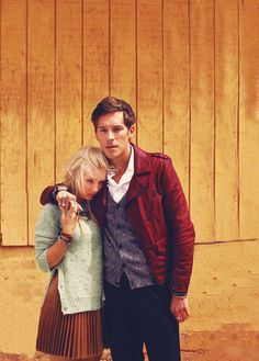 sam palladio | clare bowen…the cutest.